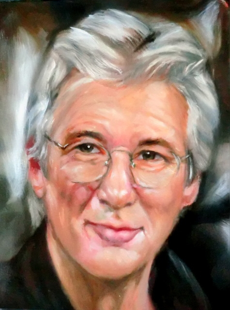 Richard Gere por hidemitada